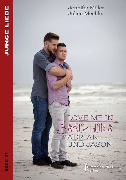 Love me in Barcelona: Adrian und Jason