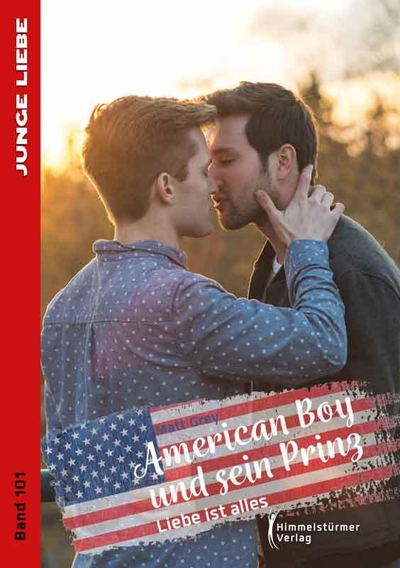American Boy und sein Prinz 4 | Himmelstürmer Verlag